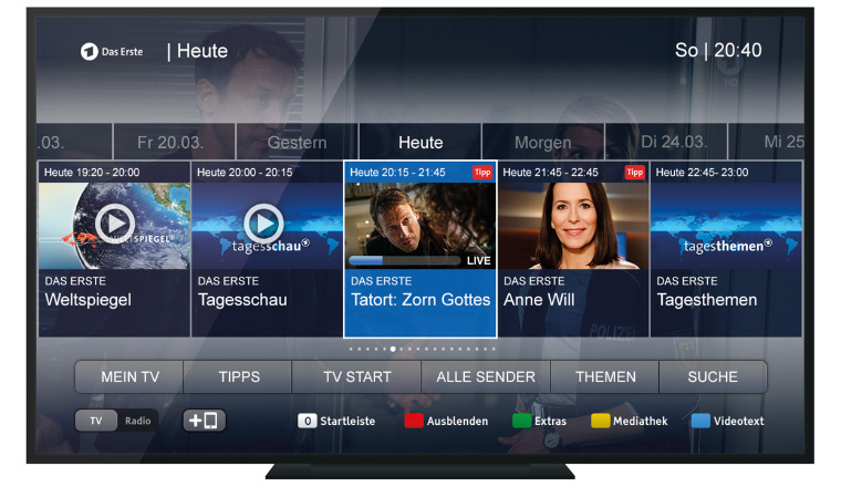 NetFront™ Browser HbbTV Solutions