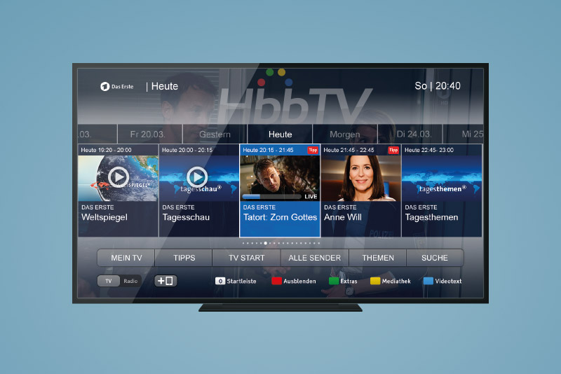 NetFront Browser HbbTV Solutions